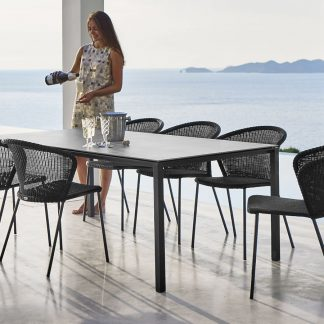 PURE Dining Table Cane-line Outdoor WGU Design