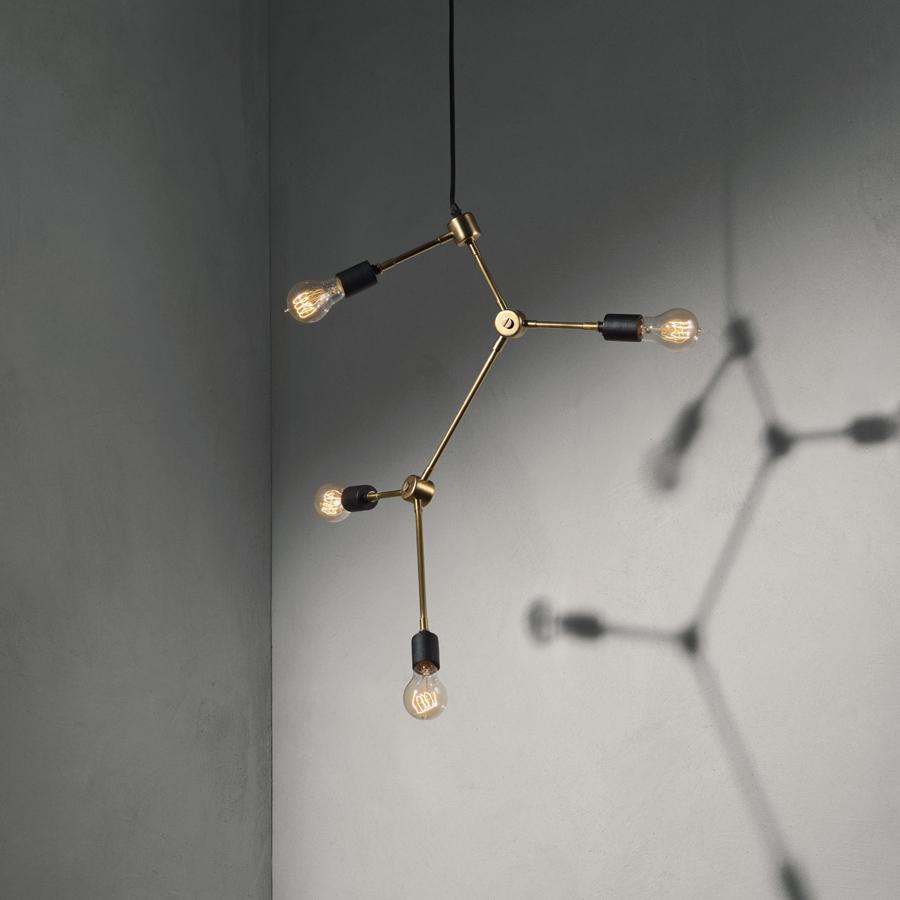 FRANKLIN Chandelier WGU Design